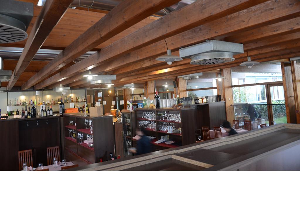 Restaurante Rio Tinto
